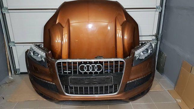 Бампер Audi Q7 Ауди Кью7