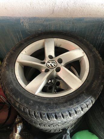 Колеса  зима r16 VW