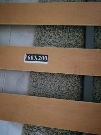Estrado de ripas 160/200