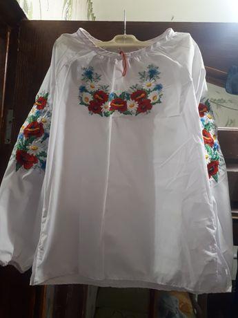 Для любителей украинской одежды.