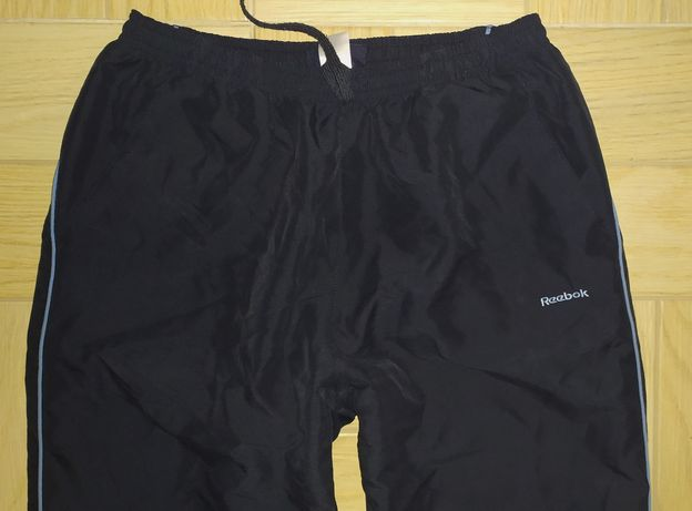 Spodnie dresowe Reebok r. M granatowe