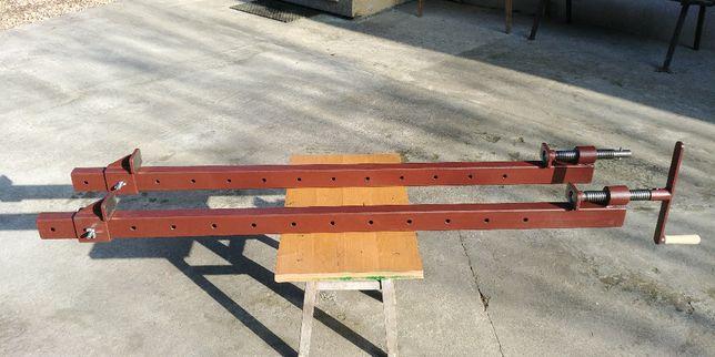 Ściski stolarskie 1,5m