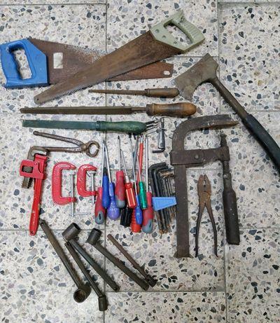 Zestaw narzędzi - 30 sztuk