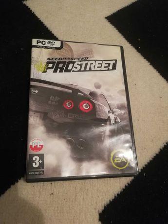 Gra need for speed pro Street PC do komputera