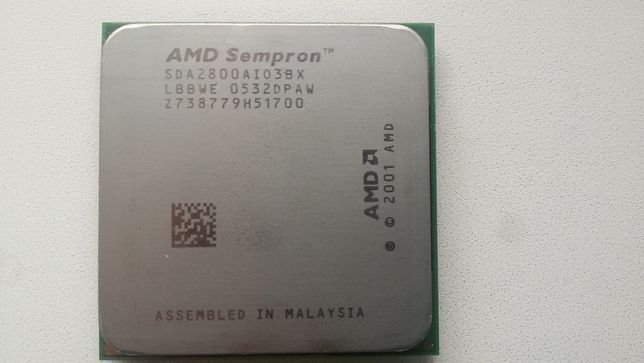 Процессор AMD Sempron SDA2800A103BX