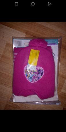 Czapka szalik rękawiczki My Little Pony3-6lat