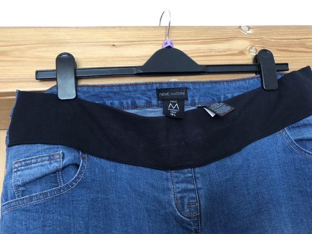 Spodnie ciazowe 3/4 rozmiar 16/Next