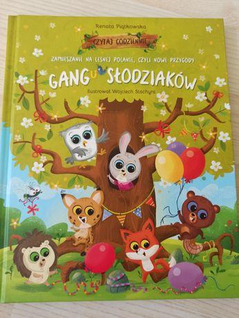 Gang Słodziaków - książka