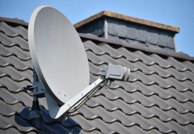 ustawianie anteny satelitarnej, naziemnej DVB-T