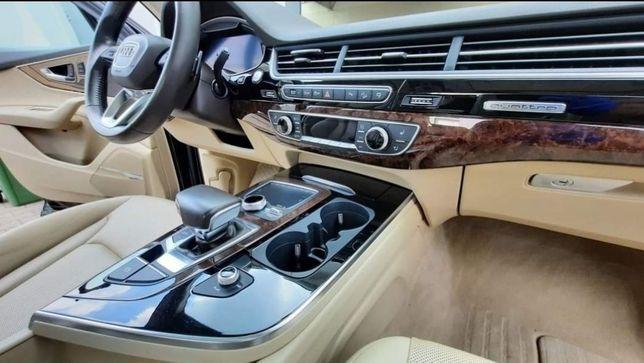 Audi q7 2.0 tfsi 252km
