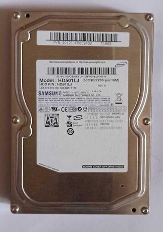 """Жесткий диск 500GB 3,5"""""""