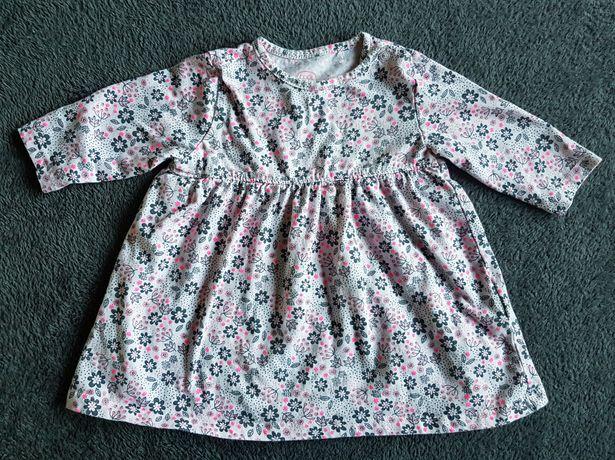 Sukienka niemowlęca Cool Club roz. 62