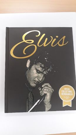 Livro sobre o Elvis Presly