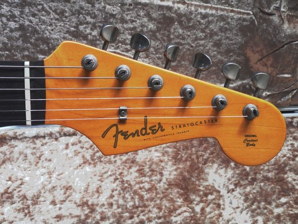 Fender Stratocaster '62 reissue MIJ E-series (1989)