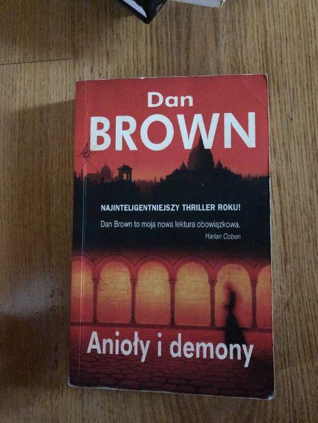 Anioły i demony Dań Brown