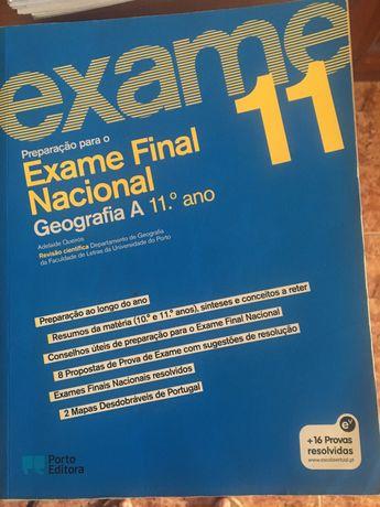 Livro manual geografia 11