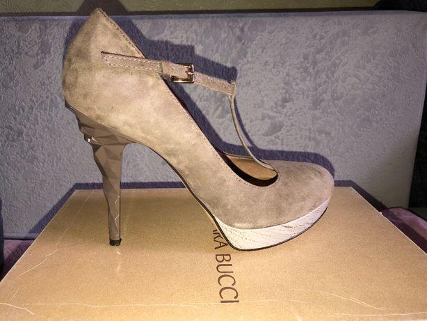 Итальянские туфли Barbara Bucci
