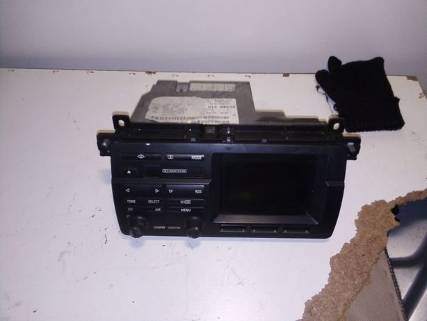Radio navi bmw E46 monitor
