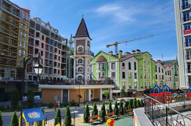 БЕЗ % 3х к. квартира, 105м2 ЖК Подол-град, лучшая цена, Воздвиженка