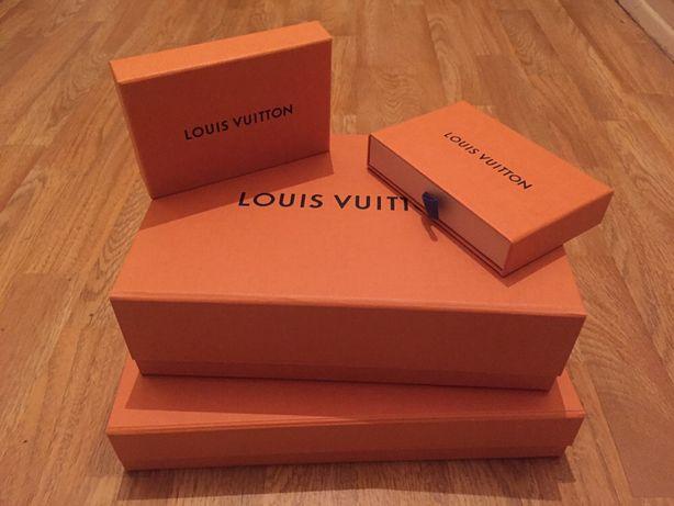 Caixas Louis Vuitton saco hermes Originais