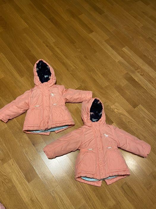Продам зимові курточки 3 в 1 від Carter's для дівчаток Киев - изображение 1