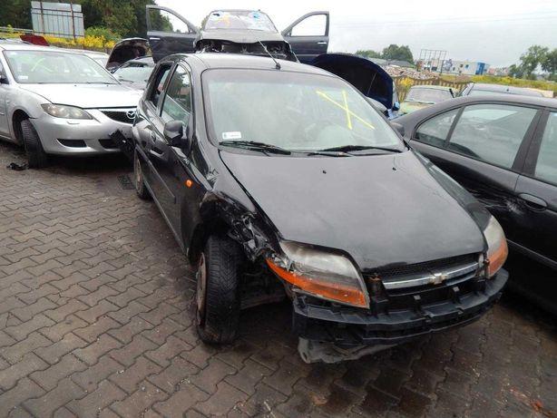 Chevrolet Aveo Kalos 2005r 1.4 Tylko na części!