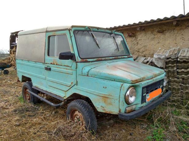 Внедорожник ЛУАЗ 969 М
