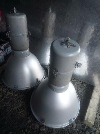 Lampa sodowa przemysłowa industrial loft