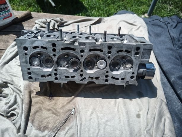 Головка блока циліндрів Fiat Doblo 1.4