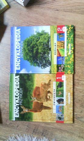 Książka Encyklopedia Przyrody