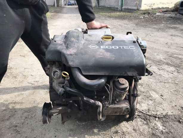 Двигатель Opel 2.0 дизель/Vectra/Astra/Zapfira/Rover