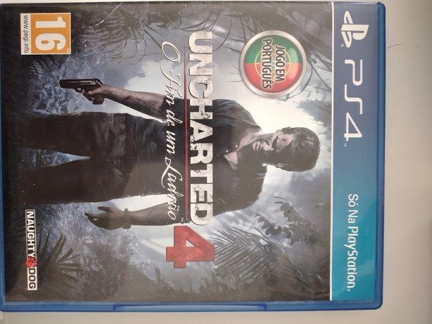 Jogos para a consola PS4