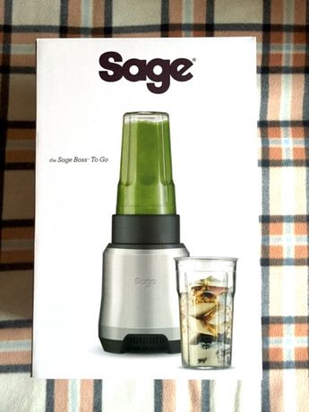 SAGE blender mikser do smoothie