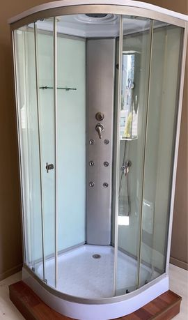Cabine de duche