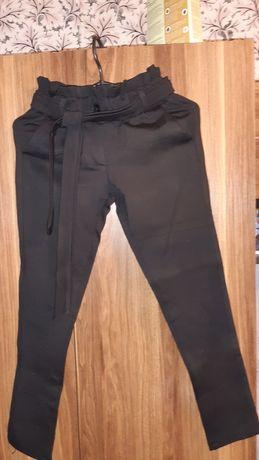 Утепленые штаны школьные для девочки
