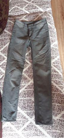 jeans popiel skinny ZARA
