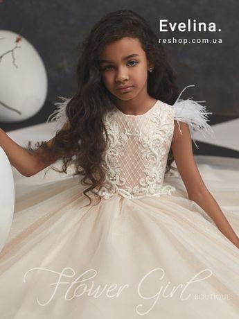 Нарядное платье для девочки Розмари, на выпускной детский сад, школа