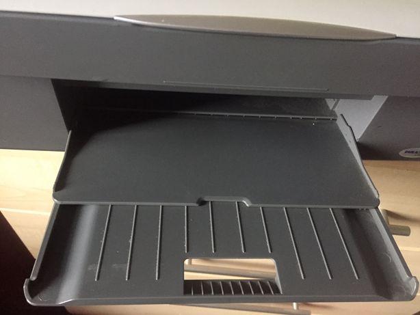 Принтер CX3700 на запчастини. Сканер працює
