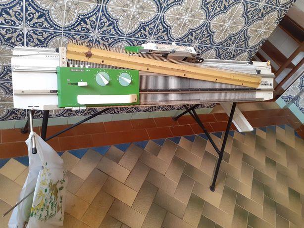 Máquina de tricotar Passap Duomatic 80