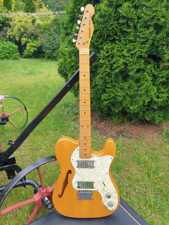 Gitara Westminster (Greco) Thinline telecaster 1976 r. Japonia, Japan.