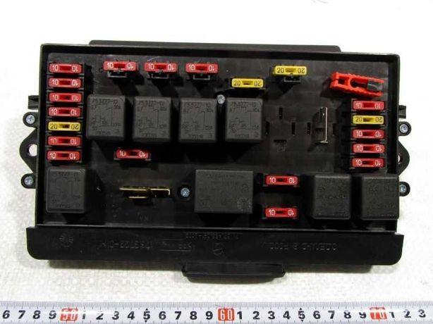 Блок предохранителей ВАЗ 2108-21099, Авар 173.3722-01 (с/о)