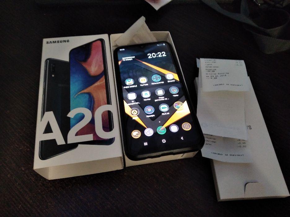 Samsung Galaxy A20 3/32GB Каховка - изображение 1