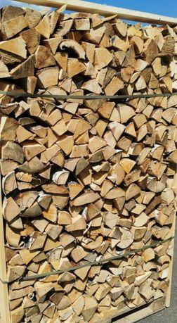 Дрова дуб, акация и граб продаём твёрдые породы
