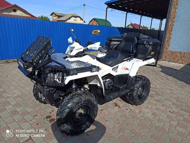 Квадроцикл POLARIS 570 4х4 2014 р
