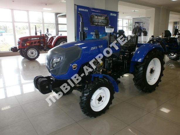 Акція на новий мінітрактор BULAT 254 БУЛАТ трактор Синтай