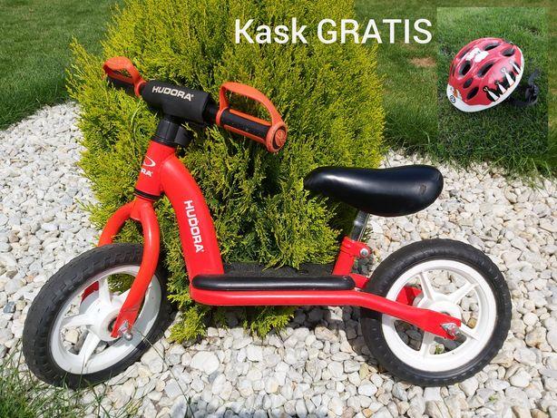 Rower biegowy Hudora 10 cali GRATIS Kask