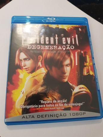 Resident Evil Degeneration blu ray