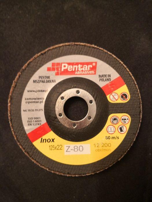 Ściernica lamelowa INOX firmy Pentar 8 szt Rybnik - image 1