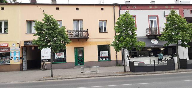 Kamienica -Lokal po banku 85m2 + mieszkanie 105m2   centrum Bełchatowa