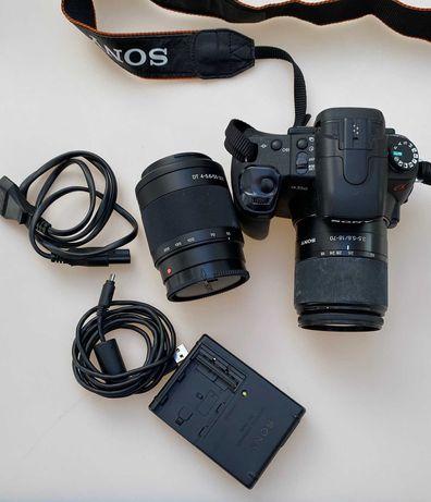 Aparat fotograficzny SONY a350